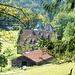 Im Tal angekommen gehts nun um das Schloss Wengwies herum zurück zum Parkplatz
