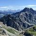 in primo piano Haut de Cry,sullo sfondo l'Oberland...
