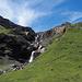 Die Bergbäche bringen viel Schmelzwasser runter