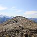 """Le """"vrai sommet"""" du Mattwaldhorn (3249m)."""