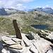 <b>Eccomi al Pizzo dell'Uomo (2686 m).</b>