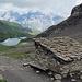 Grindelwald-First ist angepeilt :-D Auf dem letzten Abschnitt treffen wir auf mehrere Schutzhütten.
