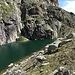 ... unweit des malerischen Lac d'Orny
