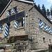 Neu renoviert: Treschhütte.