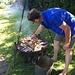 Bruno : organizzatore, guida e pure cuoco!