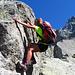 prove tecniche di arrampicata sul granito della Val Masino ahahha