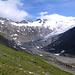 das hintere Umbal-Tal mit seinen Gletschern
