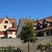 das Kloster Appenzell ist direkt im Dorfzentrum