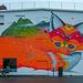 Kunst am Wegrand, in Ballstadlandet
