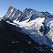 auf dem Gipfel des Strahlegghorns - Blick zum FAH :)