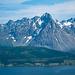 Close up Lyngen Alpen