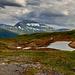 Fjellstua Hinterland, ohne Nebel