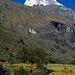 Der Huascaran zeigt sich