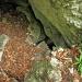 2: Ausstieg des Kamins von oben