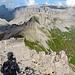 Ausblick vom Gipfel des Geissberg zum Glatten.