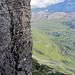 Impressionen vom Abstieg des Geissberges.