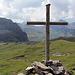 Gipfelkreuz Vorder Stelli.