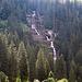 Ruosalper Wasserfall.