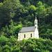 schöne Kapelle am Wegesrand