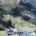 Der imposante Tiefblick ins wilde Val Calnègia