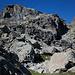 Spettacolari formazioni rocciose.