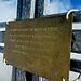 Und das letze Gipfelkreuz für heute am Nadelhorn