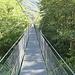 il ponte sospeso di Someo