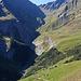 Alp Calvina mit den Zanayhörnern am Nachmittag