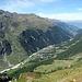 Das herrliche Val d'Anniviers