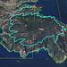 <b>Tracciato GPS Spiaggia dello Stagnone.</b>