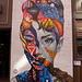 Audrey Hepburn Streetart