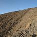 Particolare delle rocce sul sentiero