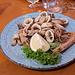 <b>Come sempre, ottima cena a La Lampara.</b>