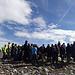Rund 250 Leute an der Gedenkfeier für den Pizolgletscher