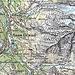 Karte, Kreuzboden bis Almageller Alp
