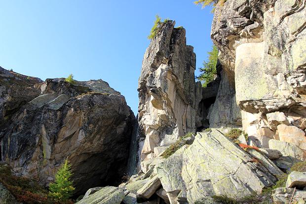 Mättital : une formation géologique particulière.