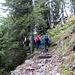"""Wenn Swisstopo die Wahrheit sagt, kamen beim """"Giro di Mythen"""" doch 12,81 km und 756 Höhenmeter mit allen Auf- und Abstiegen zusammen"""