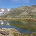 Namenloser See bei Punkt 2339m.