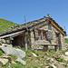 Hütte bei Pt. 2342