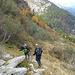 Scendiamo da Pass Giumela