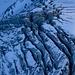 der zerrissene Glacier de Grand Cornier