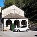 <b>Chiesa di Brè sopra Locarno.</b>