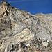 der rund 100 Meter hohe, steile Felsriegel am SE-Sporn.