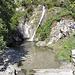 <b>Cascata della Navegna a Brione Sopra Minusio.</b>
