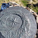 Tavola cime a 360° in bronzo