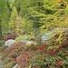 Schöne Herbststimmung neben dem Wanderweg und dem Zufrittbach.