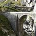 Schöllenenschlucht und die bekannten Brücken