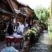 In Lijiang gibt es viele Kanäle.