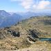 Abstieg zum Refuge de Bellachat, Lac du Brévent
