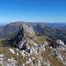 Blick über die Rüdigenspitze zu den Simmentaler Bergen